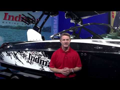 Indmar Marine Engines Now Built Ford Tough: Indmar and Ford Announce Engine Supply Agreement at SEMA