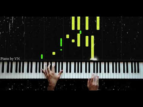 Bile Bile Yandı Yüreğim - Piano