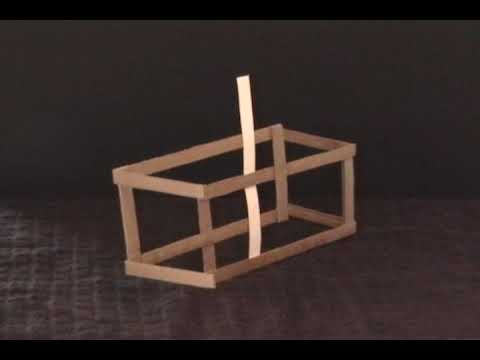 Impossible Object Optical Illusion