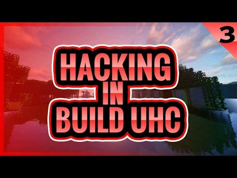 HACKING IN MCPE BUILD UHC #3