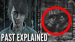 """James's Backstory EXPLAINED! - The Walking Dead:Season 4: """"The Final Season"""""""