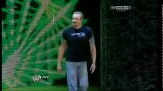 Diamond Dallas Page Returns - RAW 2/7/2012