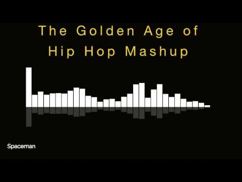 Old School Hip Hop Mix - The Golden Age Mashup