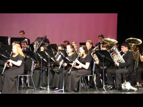 "GHS Pre-UIL Concert 2016 - Wind Ensemble ""Vientos & Tangos"""