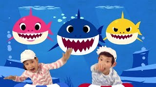 Baby Shark Dance - Sing and Dance! - Animal Songs - Songs for Children - Songs for Kids - Ami TV