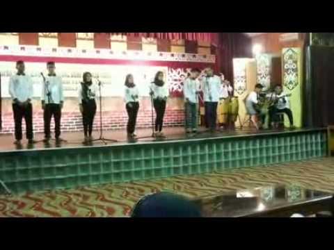 """KALTENG HARATI"" By VG Barito Utara Pada Festival Pelajar 2014 TK Prov Kalteng"