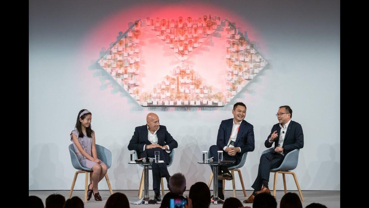 HSBC Innovation Summit 2019 cut - featuring Allan Zeman, Hillary Yip and  Andy Ann