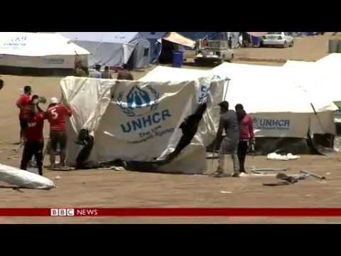News Today  Iraq conflict  Sunni militant push on Baghdad halted News World