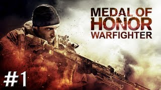 "Medal of Honor: Warfighter PC | ""Preacher"" Part 1 (ULTRA SETTINGS)"