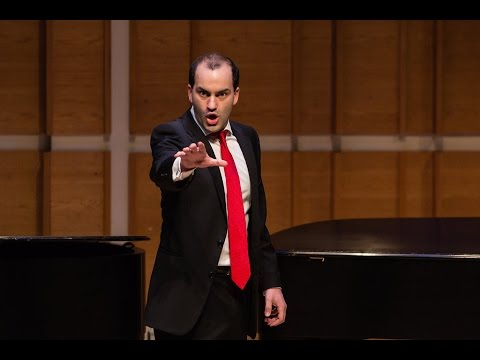 004: THEO LEBOW, Tenor on the Technique of High Notes