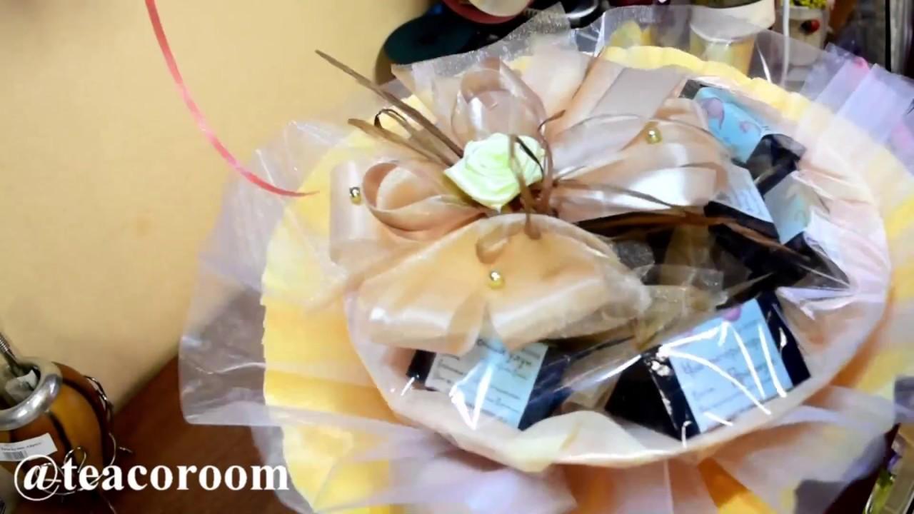 Как сделать букет из чая своими руками: пошаговое руководство