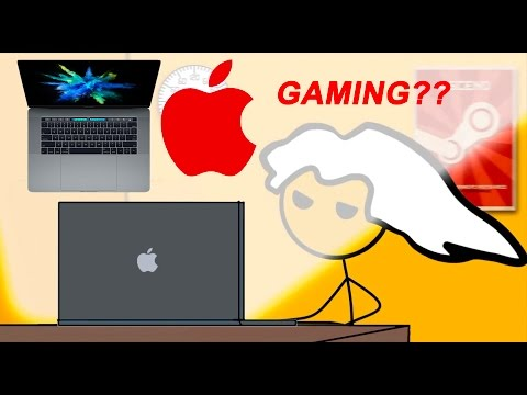 How It Feels Like To Get A MacBook Pro 2017 For Gaming?