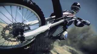 motocross em super slow motion um verdadeiro show