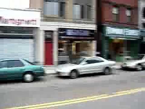 North End Boston MA Italian restaurants Hanover Street