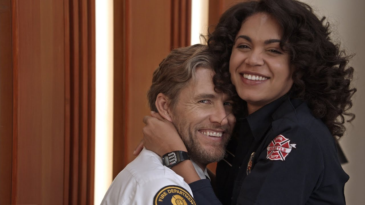 Download Andy Has a Revelation, Sullivan Has Unexpected Visitors - Station 19