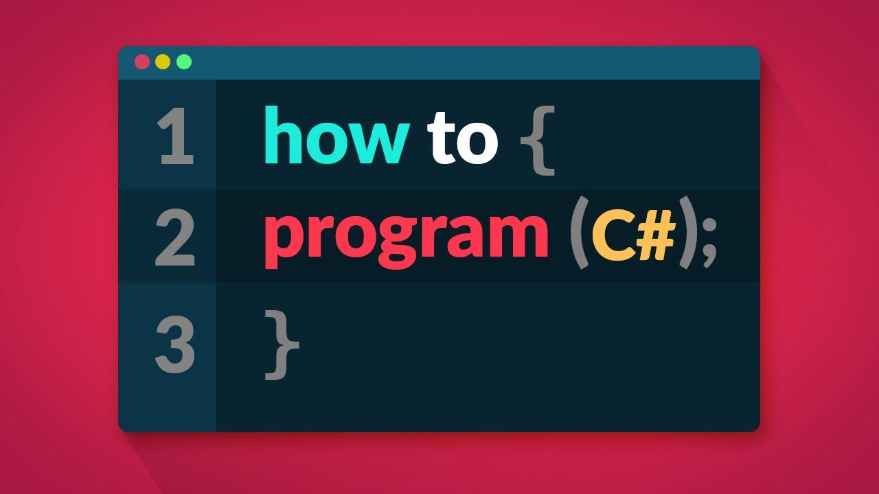 Download HOW TO PROGRAM - Getting Started!