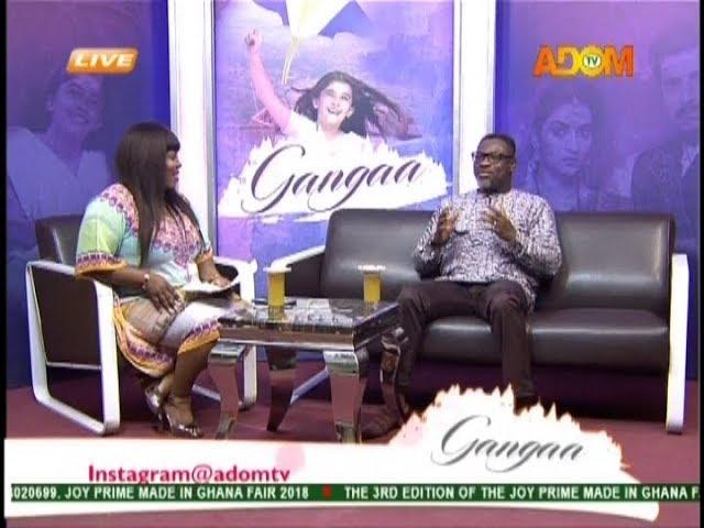 Gangaa Chat Room on Adom TV (11-10-18)