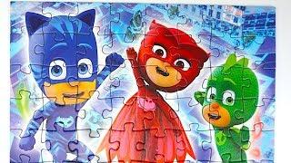 Герои в масках пазл и раскраски для детей  Игрушкин ТВ