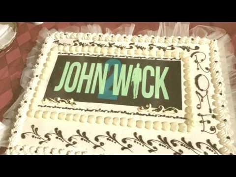 """""""Keanu Reeves TheClub - Italy"""" per il lancio in Italia del DVD di JOHN WICK CHAPTER 2"""