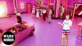 SPOILER ALERT: RuPaul's Drag Race UK Extra Lap Recap: Series 1 Episode 3