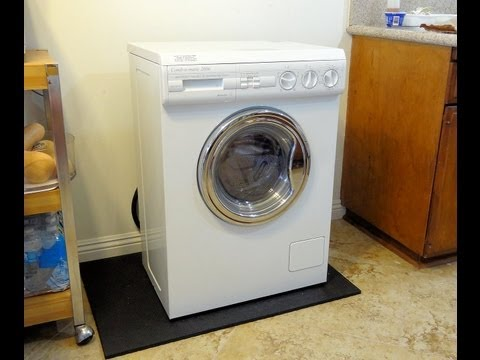 Splendide Combination Washer & Condenser Dryer Model WDC1024M great for Apartment or RV!
