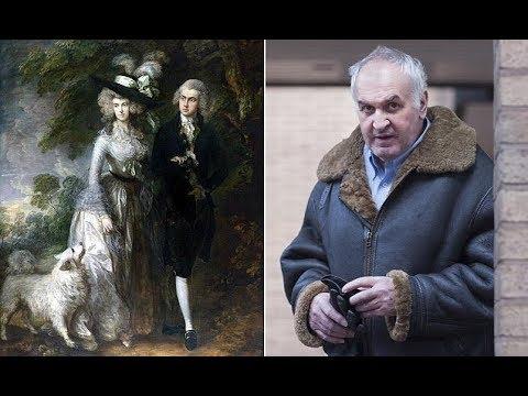 Gainsborough painting slasher cleared of criminal damage
