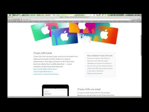 How to Send Someone an iTunes Token : Help for iTunes