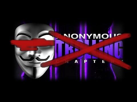 Anonymous Trolling vor Gericht.