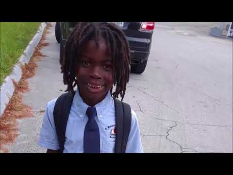 6 Year Old Barred From Entering Florida Christian School Because Of Dreadlocks