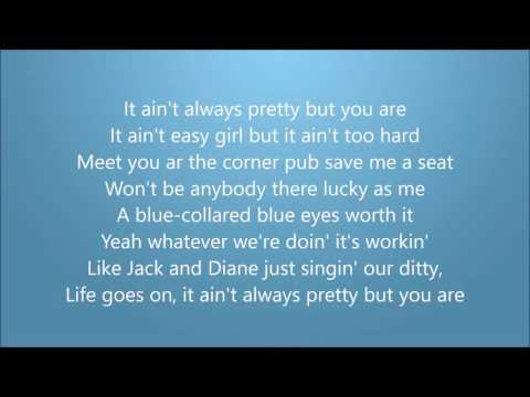 Logan Mize-Ain't Always Pretty