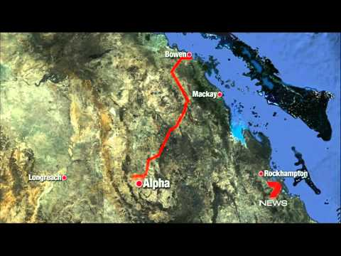 Queensland Government Approves Central Queensland Galilee Basin Mine West of Alpha