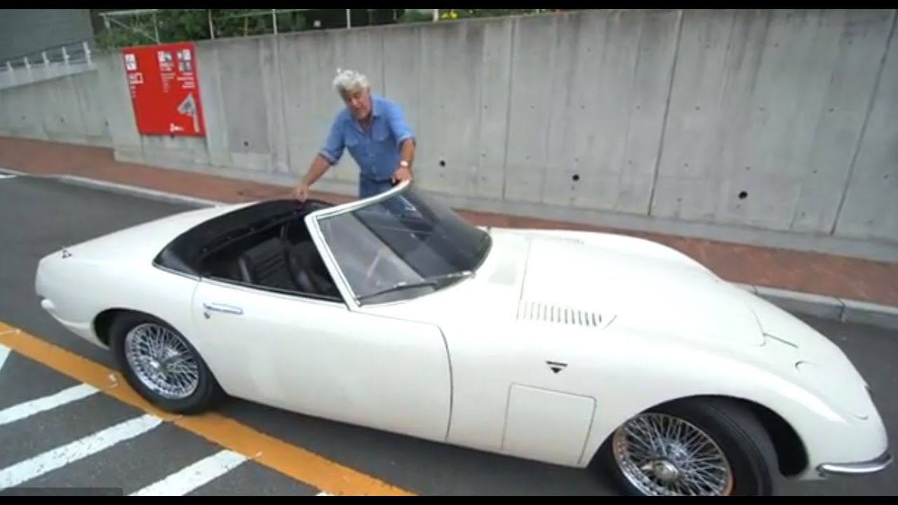 Toyota Official Site >> 1966 Toyota 2000GT - Jay Leno's Garage - YouTube