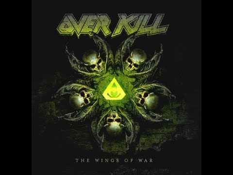 """Overkill announce new album """"The Wings Of War"""" + tracklist and art work..!"""