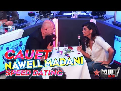 CAUET et NAWELL MADANI : SPEED DATING