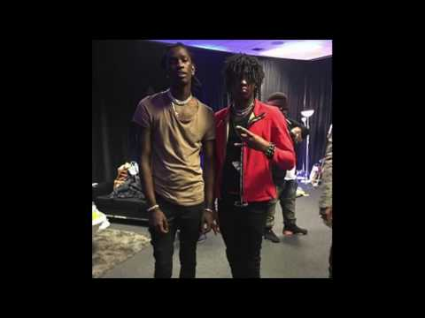 Sahbabii x Young Thug - Pull Up Wit The Stick Remix