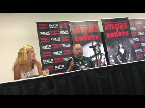 Sid Haig interviewed by Genoveva Rossi part 2
