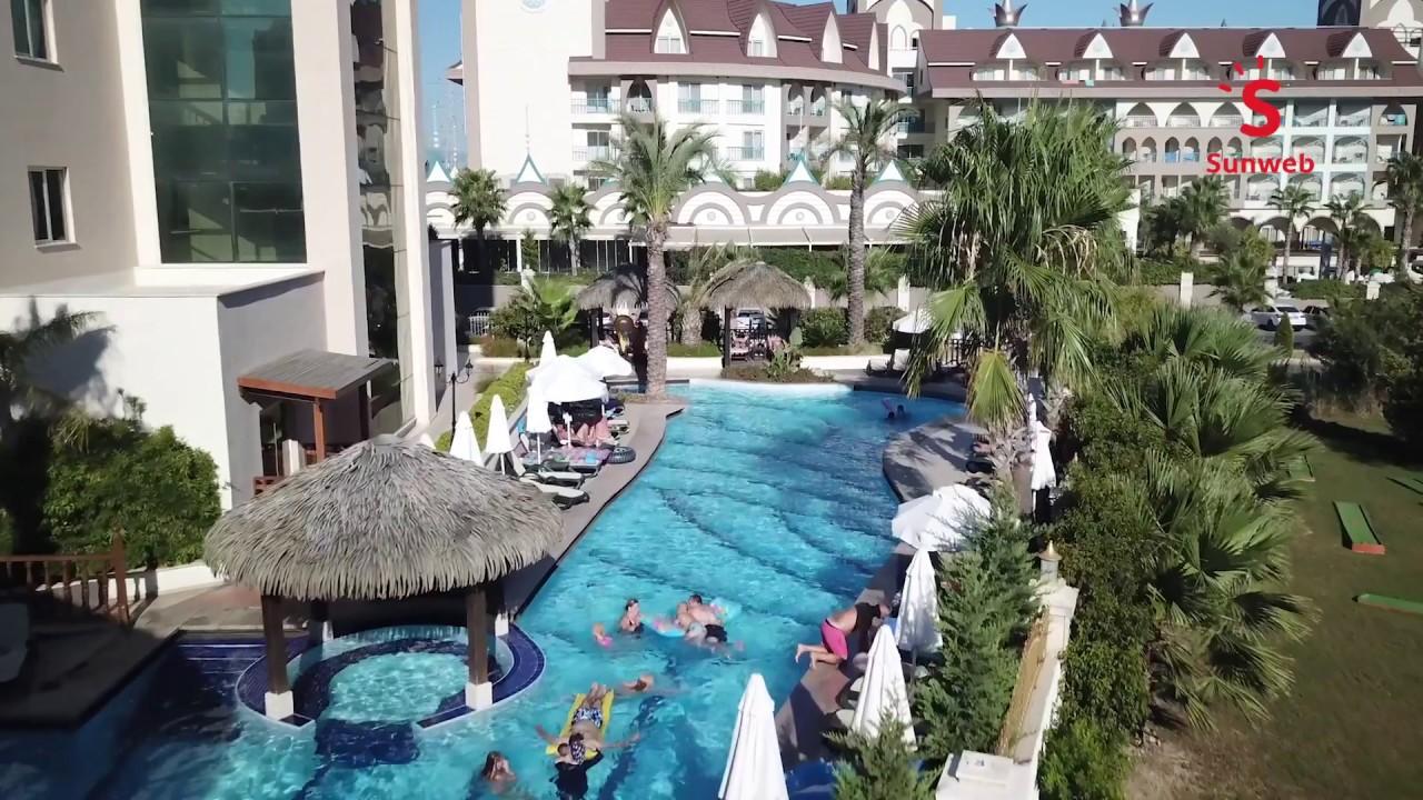 Hotel Side Crown Charm Palace Turkse Riviera Side
