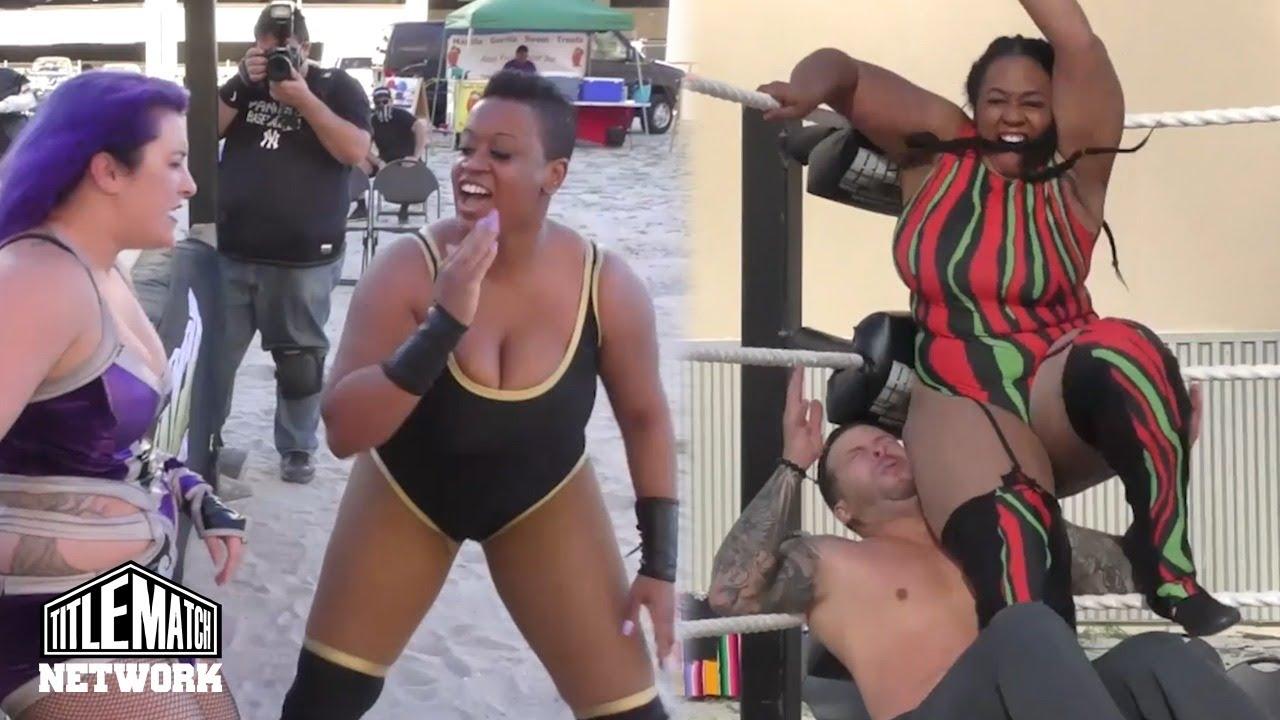 Women's Wrestling & Intergender Livestream - Vanity, Faye Jackson, JTG, Riley Shepard, Darius Carter