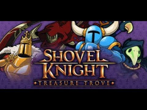 SHOVEL KNIGHT IS ONE HECK OF A CHALLENGING GAME