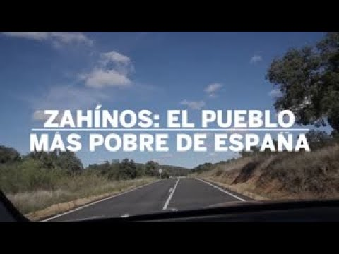 El pueblo más pobre de España