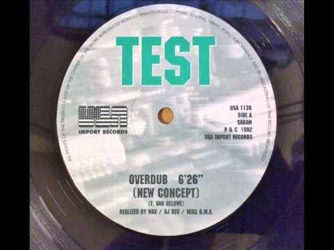 Test - Overdub (New Concept)