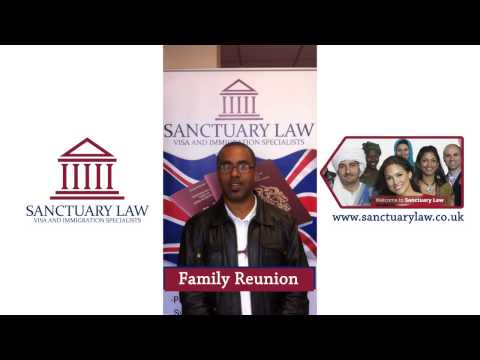 Immigration: Family Reunion Case (SUCCESS)