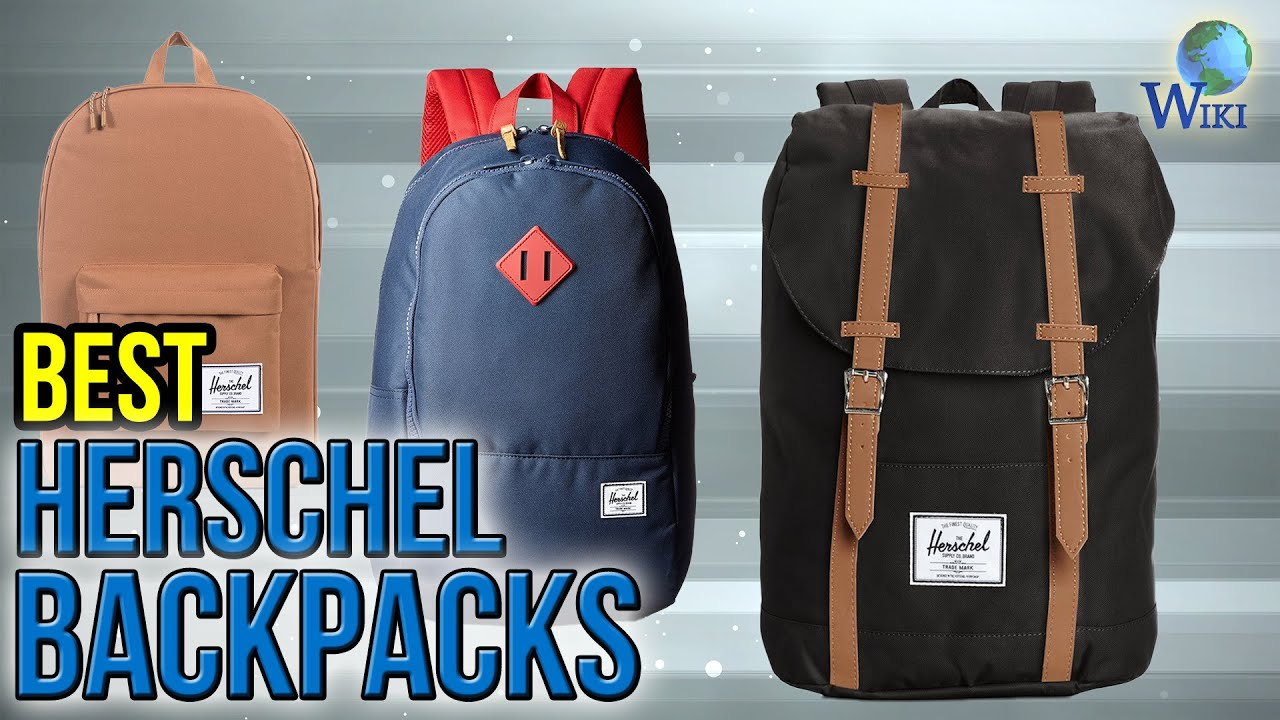 7 Best Herschel Backpacks 2017 - YouTube 9e48c48d0898f
