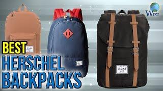 7 Best Herschel Backpacks 2017