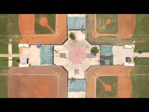 Phantom 3 Above Coral Springs in 4K