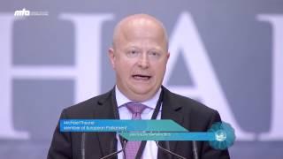 Michael Theurer (EU Parliament) auf der Jalsa Salana Deutschland 2015