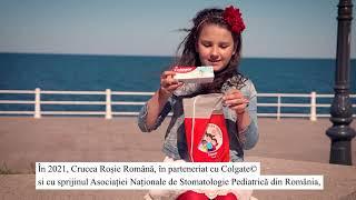 România are două câștigătoare la Concursul de Artă Colgate My Bright Smile™ 2021