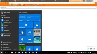 Tutorial creacion pagina web html php apache facil y rapido