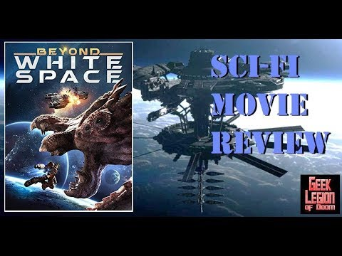WHITE SPACE ( 2018 Holt McCallany ) aka BEYOND WHITE SPACE Sci-Fi Movie  Review