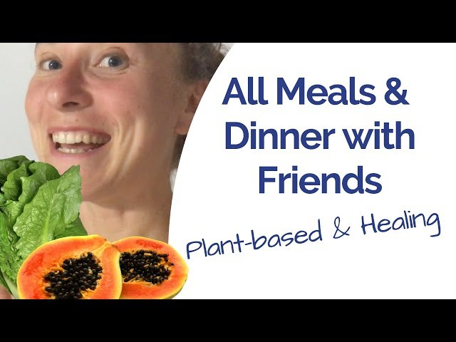 What I eat in a Day - All Meals & Dinner with Friends, Peggy in Panama